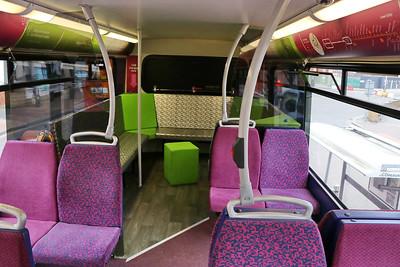 Reading Buses 802 Upper Interior 5 Feb 17