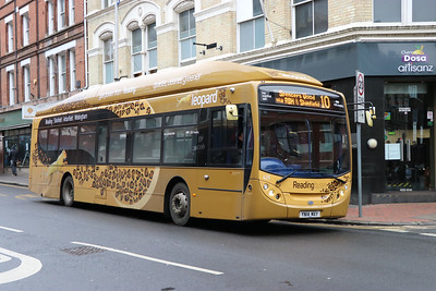 Reading Buses 429 Kings Road Reading Feb 17