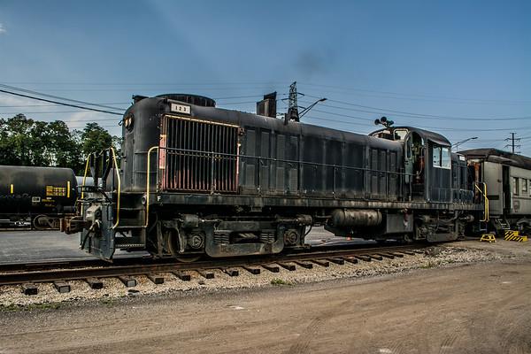 Alco RS-3 #123