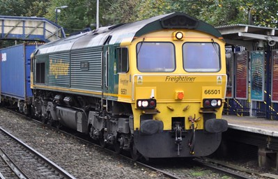 Reading West and Didcot Parkway 24th October 2017