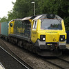 70001 heads 4O27 Garston - Southampton through Reading West