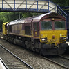 66079 heads 6V27 Eastleigh - Hinksey through Reading West