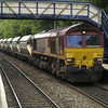 66176 heads 6A69 Theale - Acton through Reading West