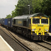 66541 heads 4O49 Crewe - Southampton through Reading West