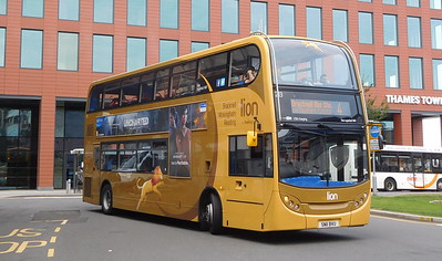 213 - SN11BVU - Reading (railway station)