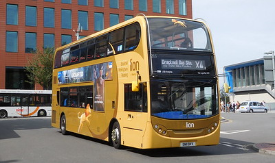 216 - SN11BVX - Reading (railway station)