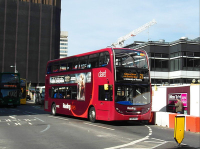 216 - SN11BVX - Reading (railway station) - 15.9.12