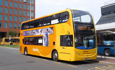202 - SN60ECX - Reading (railway station)