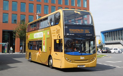 209 - SN11BVP - Reading (railway station)