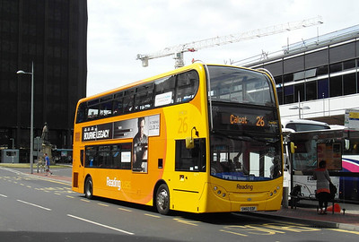 205 - SN60EDF - Reading (railway station) - 16.8.12