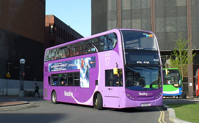 224 - SN61BCU - Reading (railway station) - 8.4.14