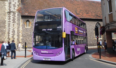 223 - SN61BVO - Reading (Market Place)