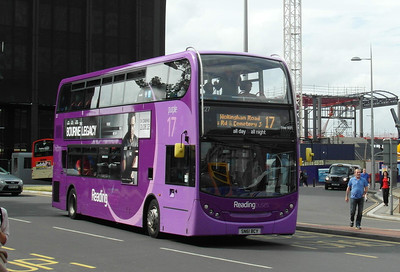227 - SN61BCY - Reading (railway station) - 16.8.12