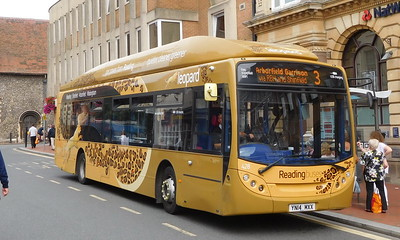 428 - YN14MXX - Reading (Market Place)