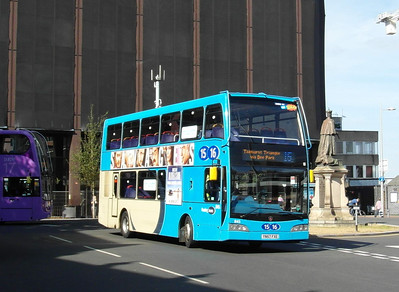 845 - YN57FXE - Reading (railway station) - 15.9.12