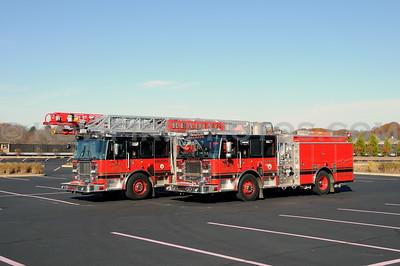 Engine 1 & Ladder 1