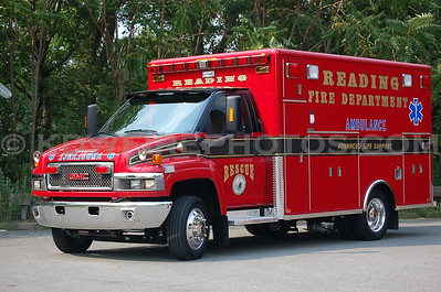 Rescue 2 - 2006 GMC/Horton ALS Ambulance