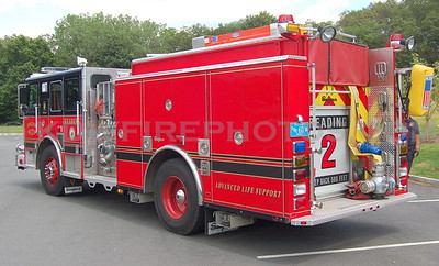 Engine 2 - Rear Chauffers side