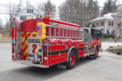 Engine 2 - Rear Officers side
