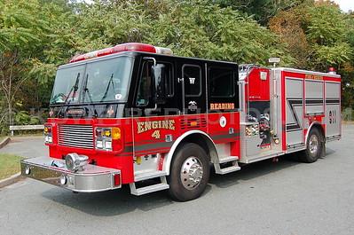 Engine 4 - 2001 American LaFrance Metropolitan