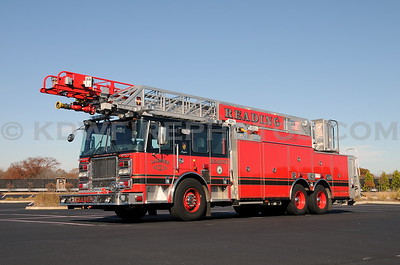 Ladder 1 - 2008 Seagrave Marauder II 100' Force RMA