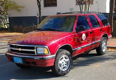 Car 2 - 1996 Chevy Blazer