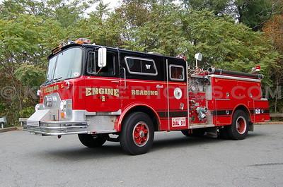 Engine 1 - 1979 Mack CF (Former Wakefield Engine)