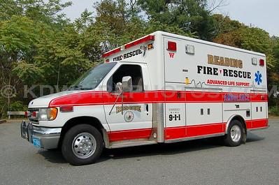 Rescue 1 - 2000 Ford/Horton Ambulance