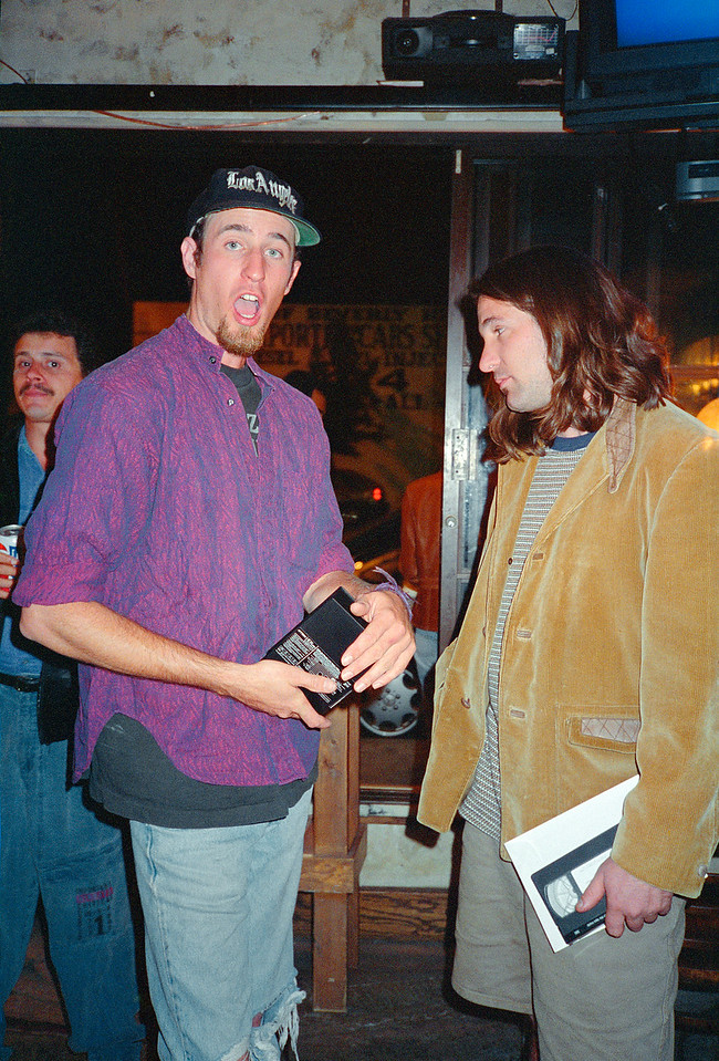 Frank Czajka's Guttervision Showcase at Ludecrest Cafe, Los Angeles, 1994 - 5 of 5