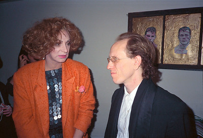 Stephen Parr Presents Holly Woodlawn Reading, San Francisco, 1992 - 4 of 4