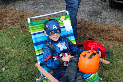 Readington Recreation Halloween 2019