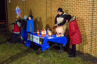 Readington Recreation Holiday Tree Lighting 2016