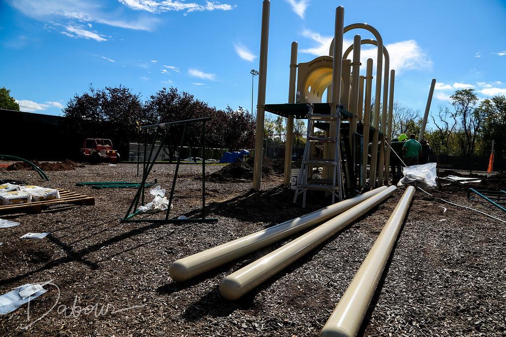 Pickell Park Playground