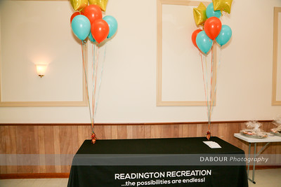 Readington Rec. Vol. Awards Dinner 2016
