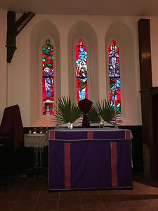 St Michael Altar