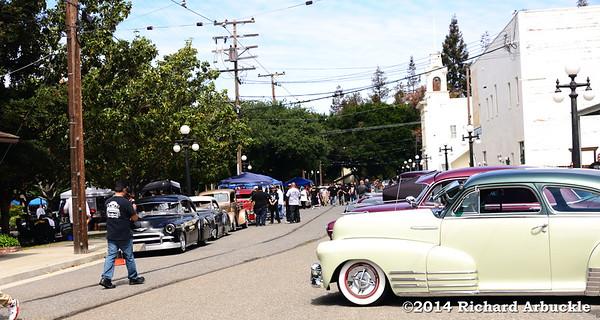 Bomb Car Show 4  26 2014 San Jose