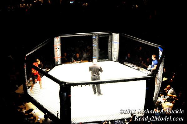 Central Coast Throwdown Salinas 8/4/2012 with Ready2Model Ring Card Divas