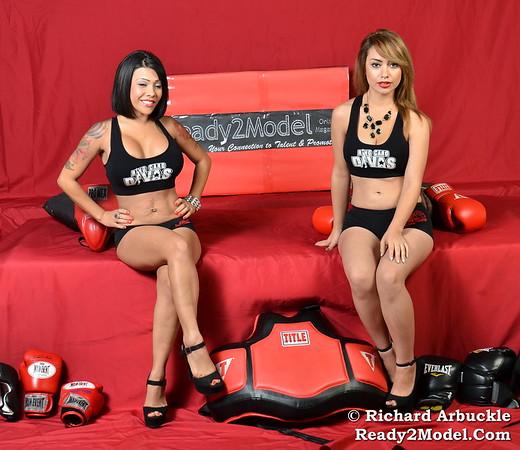 Ready2Model Ring Card Divas 12 2 2012