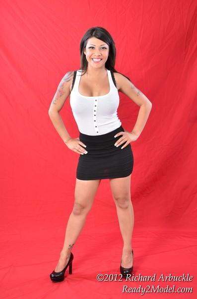 Ready2Model.com Ring Card Divas 5 6 2012