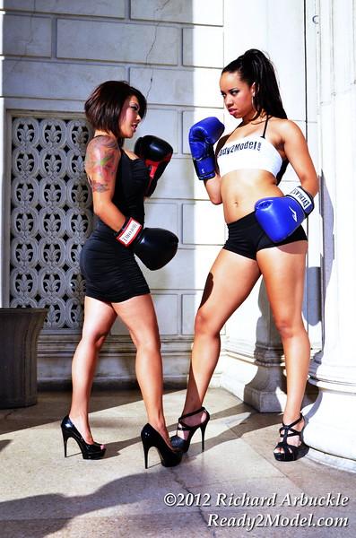 Ready2Model.com Ring Card Divas 6 28 2012