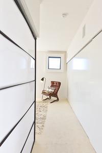 Santa Barbara Modern Loft Master Bedroom