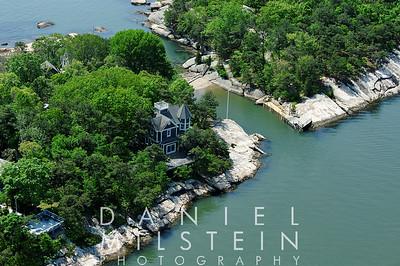 2 Pot Island Aerials - Treasure Island