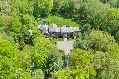 85 Round Hill Rd aerial 02