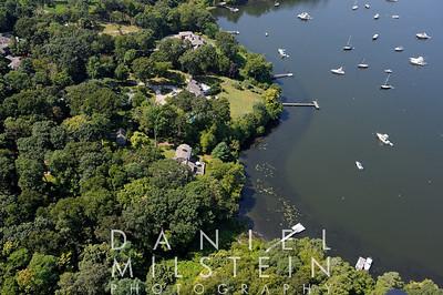 111 Cove Rd aerial 01