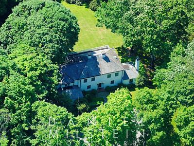 114 Country Club Rd aerial 02