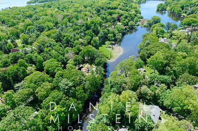 65 Goodwives River Rd aerial 14