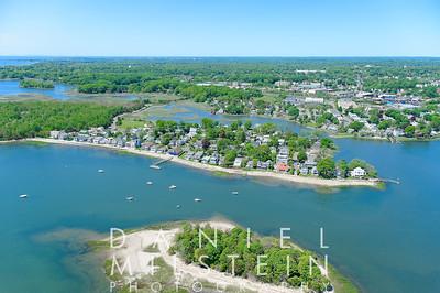 Harbor View aerial 24