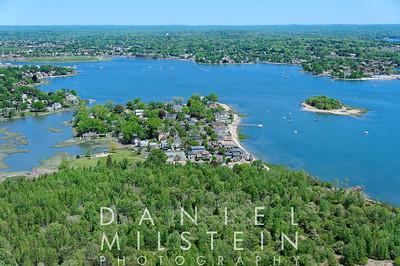 Harbor View aerial 05