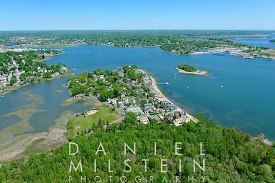 Harbor View aerial 40