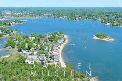 Harbor View aerial 42